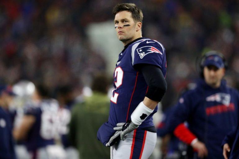 Tom Brady | Foto: AFP