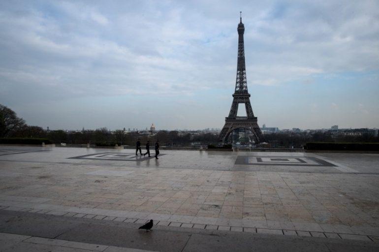 Francia ya registra más de 6,600 contagios | Foto: AFP