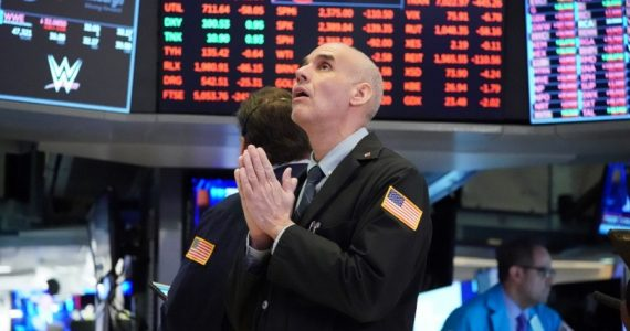 Wall Street | Foto: AFP