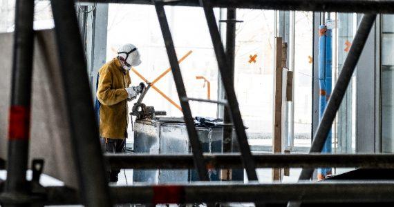 Construcción | Foto: AFP