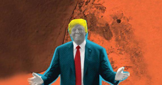 Trump   Ilustración: Getty Images/Gerardo Terán