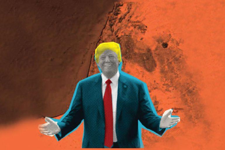 Trump | Ilustración: Getty Images/Gerardo Terán
