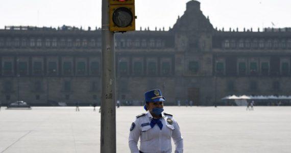 Coronavirus: hasta el martes México tenía 29 fallecidos y 1,215 casos confirmados | Foto: AFP