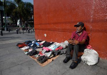 Hacienda prevé una contracción de hasta 3.9% en 2020, pero AMLO no coincide | Foto: AFP