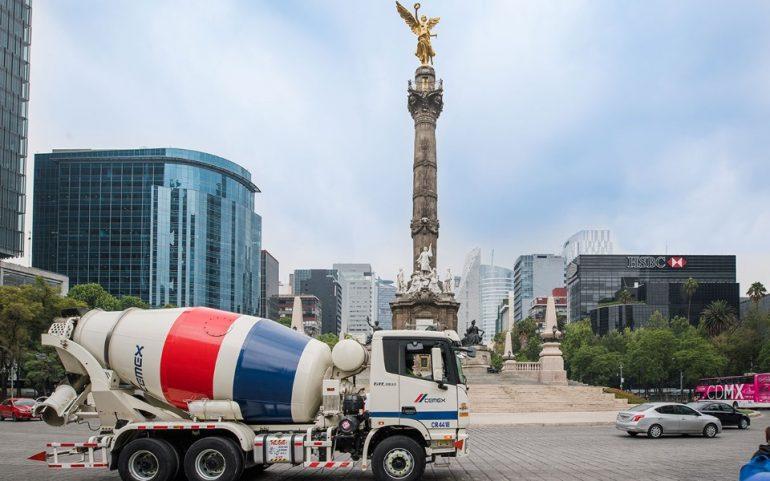 La empresa tiene operaciones en más de 50 países   Foto: tomada de la página de Cemex
