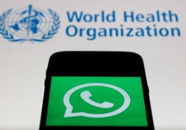 La nueva política se aplica a los mensajes reenviados muchas veces. | Foto: AFP