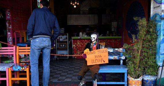 El empresariado ha acusado a AMLO de ignorar sus propuestas. Foto: AFP