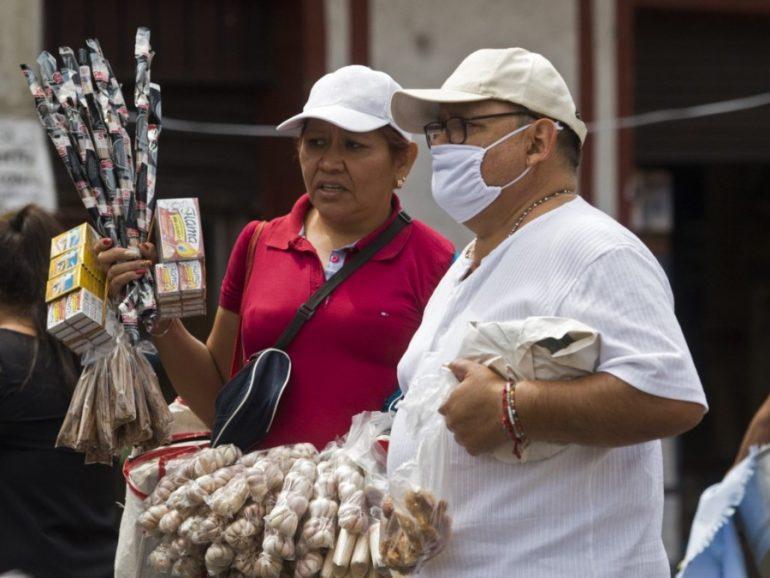 El 56.3% de población económicamente activa en México está en la informalidad. | Foto: AFP