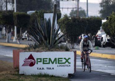 Con la medida de Moody's, la deuda de Pemex está en la categoría 'basura'. Foto: AFP