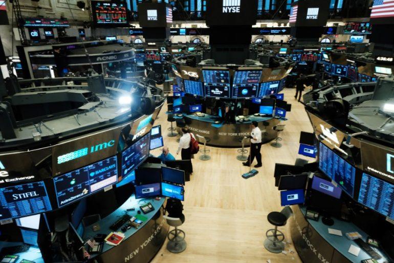 Los mercados de valores de EU pasaron al mercado bajista en 21 días | Foto: AFP
