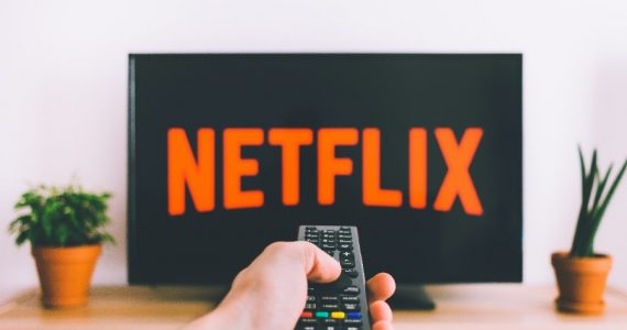Netflix se mantiene fuerte frente al coronavirus | Foto: AFP