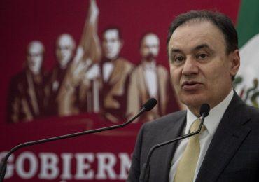 Alfonso Durazo, secretario de Seguridad | Foto: AFP