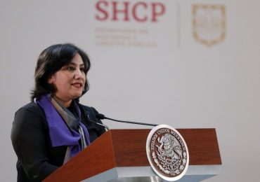 Irma Eréndira Sandoval, secretaria de la Función Pública | Foto: AFP
