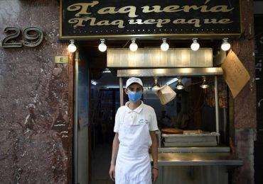 México debe tomar medidas para contener la crisis causada por el cierre de empresas | Foto: AFP