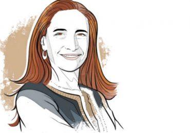 Tania Ortiz Mena, CEO de IEnova | Ilustración: Alejandro Klamroth Bermúdez