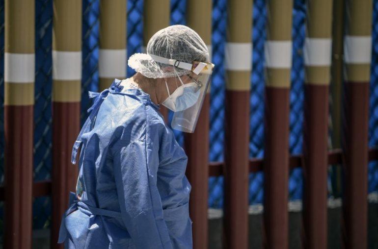 México se acerca al pico de la pandemia, pero el camino es largo | Foto: AFP