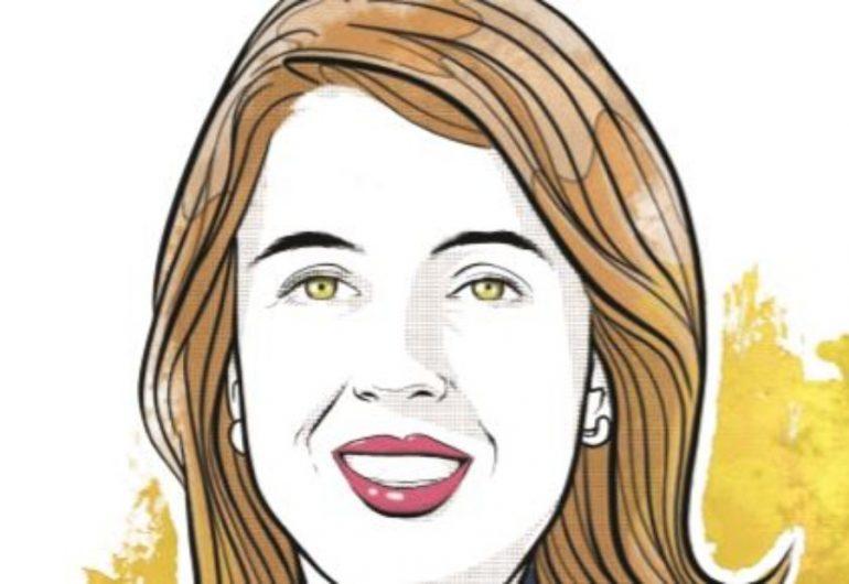 Ana Claudia Cerasoli, CEO de Corteva Agriscience | Ilustración: Alejandro Klamroth Bermúdez