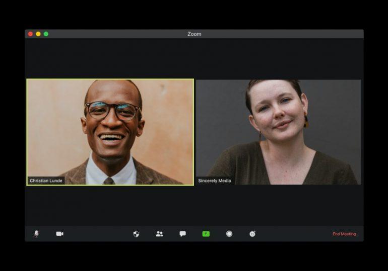 Hay que crear periodos de transición entre videos para ordenar nuestro espacio. | Foto: AFP