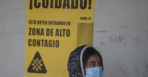 El nuevo coronavirus destruyó 555,247 empleos formales en abril. | Foto: AFP
