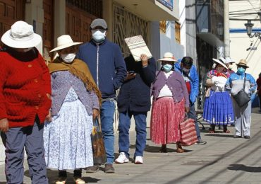 Las principales ciudades de Latinoamérica se enfrentan a la pospandemia con hacinamientos y desigualdad. | Foto: AFP