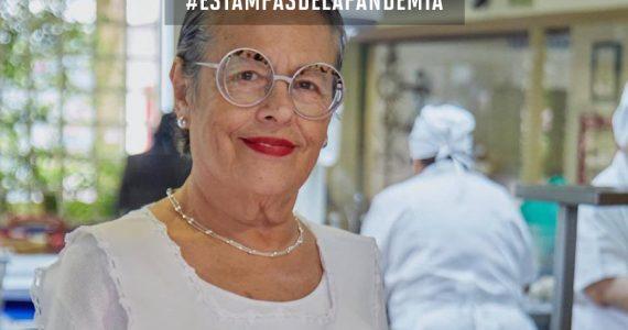 """Carmen """"Titita"""" Ramírez Degollado fundadora de la cadena de restaurantes El Bajío.   Foto: Cortesía"""