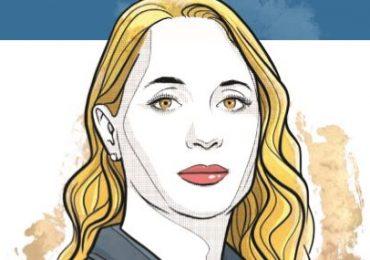 Claudia Jañez, directora de Dupont México | Ilustración: Alejandro Klamroth Bermúdez