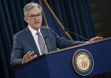 Jerome Powell, presidente de la Fed. | Foto: AFP