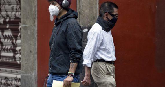 Hasta el martes, en México había 124,301 casos confirmados acumulados del nuevo coronavirus. | Foto: AFP